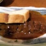 牛スジの味噌煮込み(通称土手焼き)