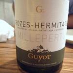 "Crozes-Hermitage Blanc ""Le Millepertuis"""