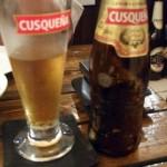 クスコ原産のビール・CUSQUENA(クスケーニャ)