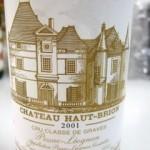 シャトー・オー・ブリオン Chateau.Haut Brion