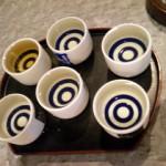日本酒のセット