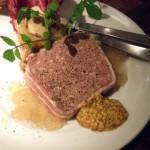 田中肉屋さんのお肉のパテ