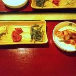 前菜&キムチ