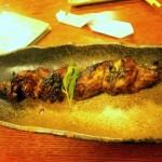 鰻の姿焼き