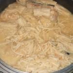 鮭のマヨネーズ蒸し