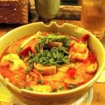 クイッティオ・トムヤム/トムヤムスープの麺