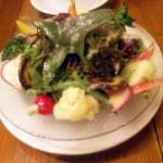 ガーデングリーンサラダ
