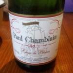 Paul Chamblain brut blan de blanc