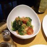 ブロッコリーとトマト