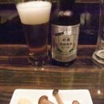 秘峡黒部ビール