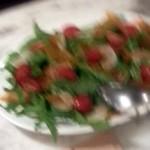 カラスミのサラダ
