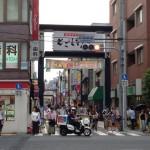 武蔵小山→戸越銀座商店街