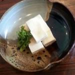 高野豆腐の博多煮