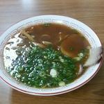 中華そば半麺